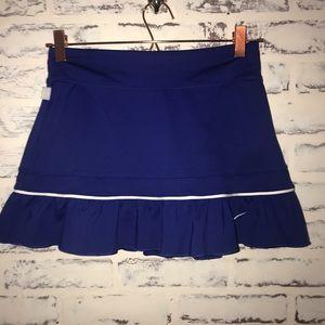 Nike DRI-FIT Active Skort Skirt Shorts Run Tennis